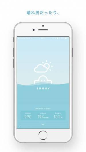 iPhone、iPadアプリ「rainy」のスクリーンショット 3枚目