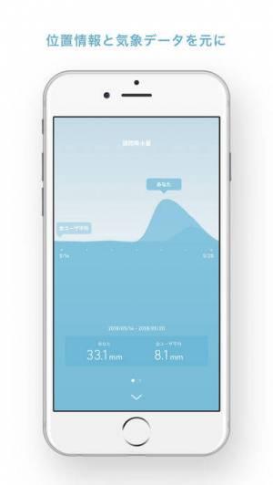 iPhone、iPadアプリ「rainy」のスクリーンショット 5枚目