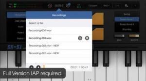 iPhone、iPadアプリ「SK-51」のスクリーンショット 5枚目