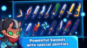 iPhone、iPadアプリ「Sword Man - Monster Hunter」のスクリーンショット 1枚目