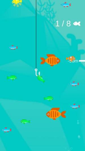 iPhone、iPadアプリ「The Fish Master!」のスクリーンショット 2枚目