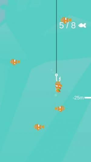 iPhone、iPadアプリ「The Fish Master!」のスクリーンショット 3枚目