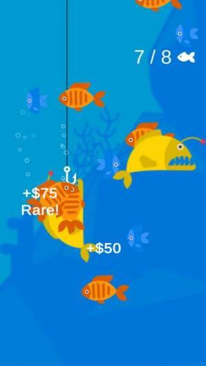 iPhone、iPadアプリ「The Fish Master!」のスクリーンショット 4枚目