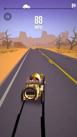 iPhone、iPadアプリ「Great Race - Route 66」のスクリーンショット 2枚目