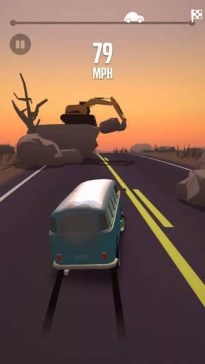 iPhone、iPadアプリ「Great Race - Route 66」のスクリーンショット 5枚目