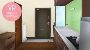 iPhone、iPadアプリ「One Room VR 花坂結衣は引越してくる」のスクリーンショット 4枚目