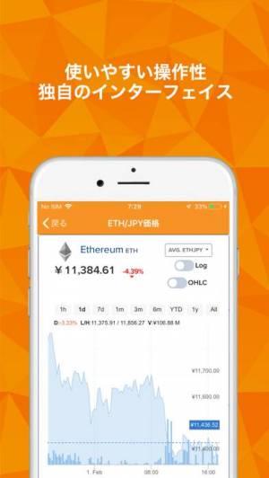 iPhone、iPadアプリ「GO! WALLET - ゴーウォレット 仮想通貨DApps」のスクリーンショット 5枚目