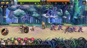 iPhone、iPadアプリ「キングダムアライブ - オフェンスRPG」のスクリーンショット 4枚目