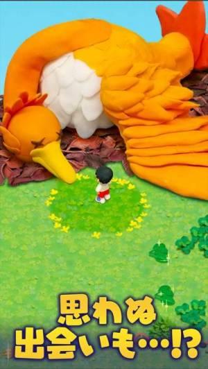 iPhone、iPadアプリ「ねんどの無人島 人気の脱出サバイバルゲーム」のスクリーンショット 3枚目
