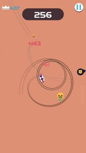 iPhone、iPadアプリ「Police Runner」のスクリーンショット 4枚目