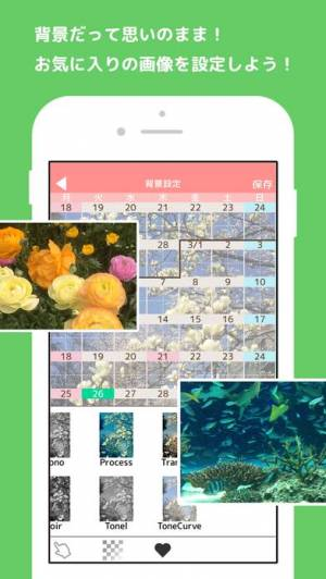 iPhone、iPadアプリ「haruko」のスクリーンショット 3枚目