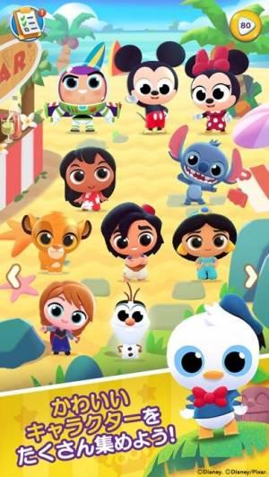 iPhone、iPadアプリ「ディズニー ポッピンアイランド」のスクリーンショット 3枚目