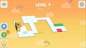 iPhone、iPadアプリ「Bloxorz: Roll the Block」のスクリーンショット 4枚目