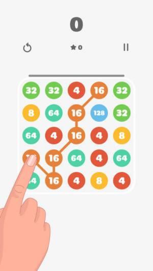 iPhone、iPadアプリ「Connect the Pops!」のスクリーンショット 1枚目