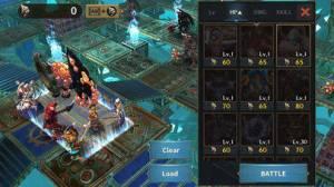iPhone、iPadアプリ「Dungeon Simulator: StrategyRPG」のスクリーンショット 4枚目