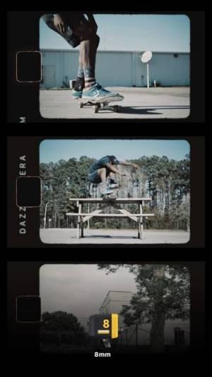 iPhone、iPadアプリ「Dazz - フィルムカメラ」のスクリーンショット 2枚目