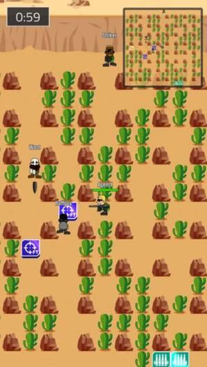 iPhone、iPadアプリ「デルタフォース - オンライン マルチ対戦」のスクリーンショット 1枚目