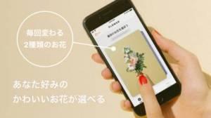iPhone、iPadアプリ「FLOWER かわいいが届くお花便」のスクリーンショット 2枚目