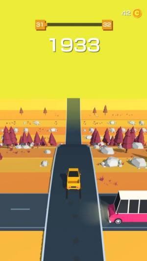 iPhone、iPadアプリ「Traffic Run!」のスクリーンショット 3枚目