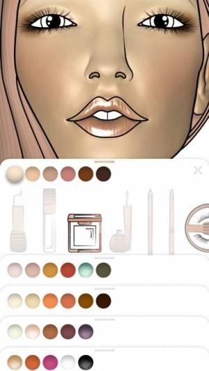 iPhone、iPadアプリ「Prêt-à-Makeup」のスクリーンショット 3枚目
