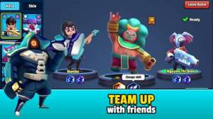 iPhone、iPadアプリ「Heroes Strike」のスクリーンショット 4枚目