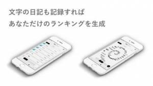 iPhone、iPadアプリ「ペンギン日記  〜1日を3択で評価する日記 〜」のスクリーンショット 3枚目