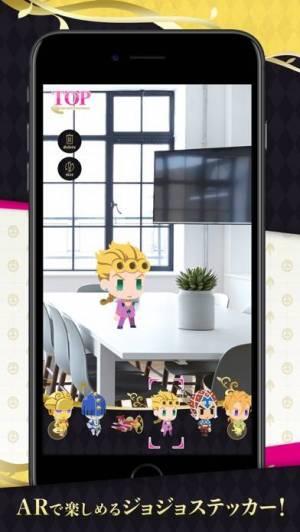 iPhone、iPadアプリ「TVアニメ「ジョジョの奇妙な冒険 黄金の風」公式アプリ」のスクリーンショット 4枚目