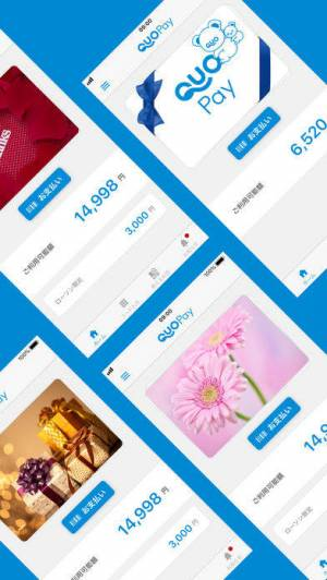 iPhone、iPadアプリ「QUOカードPay(公式)」のスクリーンショット 2枚目