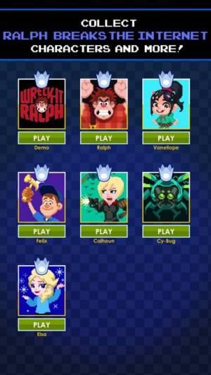 iPhone、iPadアプリ「PAC-MAN: Ralph Breaks the Maze」のスクリーンショット 4枚目