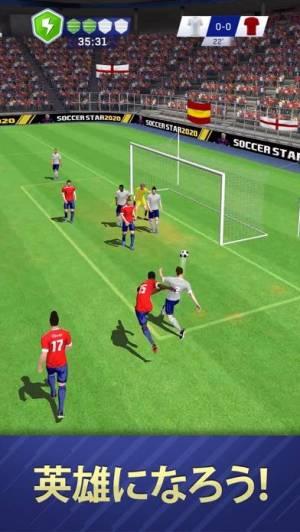 iPhone、iPadアプリ「Soccer Star 2020 Football Hero」のスクリーンショット 1枚目