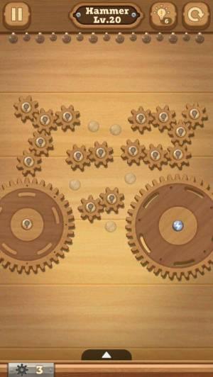iPhone、iPadアプリ「Fix it: Gear Puzzle」のスクリーンショット 4枚目