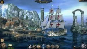 iPhone、iPadアプリ「テンペスト - 海賊アクションRPG」のスクリーンショット 1枚目