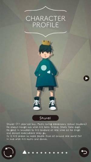 iPhone、iPadアプリ「B&D-リズムゲーム」のスクリーンショット 2枚目