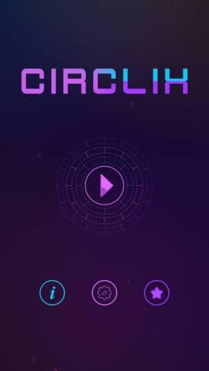 iPhone、iPadアプリ「Circlix」のスクリーンショット 1枚目