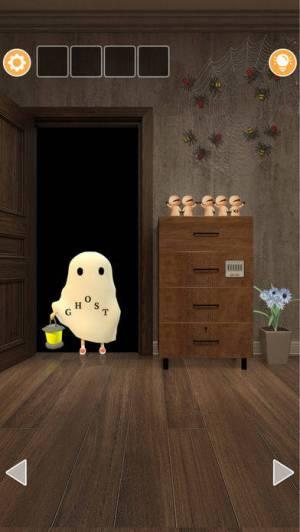 iPhone、iPadアプリ「脱出ゲーム-ロリポップと監禁された幽霊-新作脱出げーむ」のスクリーンショット 2枚目