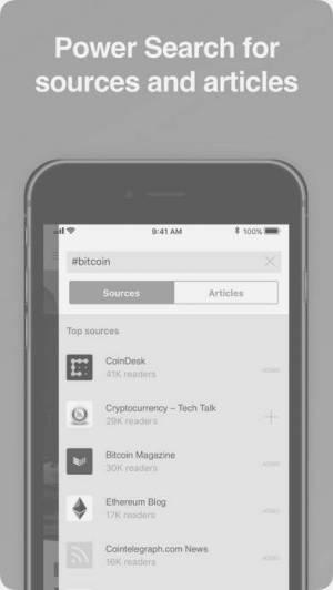 iPhone、iPadアプリ「Feedly Classic」のスクリーンショット 3枚目