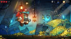 iPhone、iPadアプリ「Wonder Boy: The Dragon's Trap」のスクリーンショット 2枚目