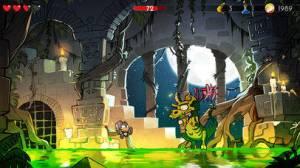 iPhone、iPadアプリ「Wonder Boy: The Dragon's Trap」のスクリーンショット 4枚目