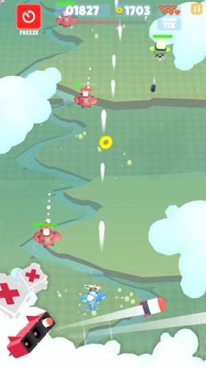 iPhone、iPadアプリ「Boom Pilot」のスクリーンショット 1枚目