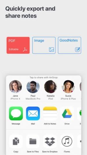 iPhone、iPadアプリ「GoodNotes 5」のスクリーンショット 5枚目