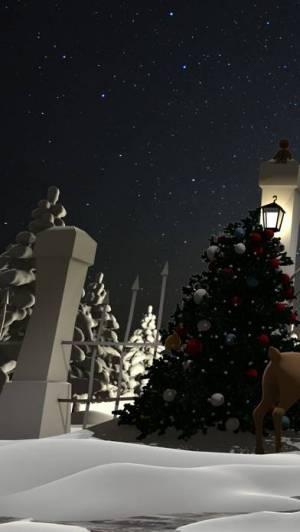 iPhone、iPadアプリ「脱出ゲーム Christmas Night」のスクリーンショット 1枚目