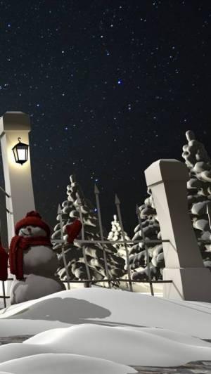 iPhone、iPadアプリ「脱出ゲーム Christmas Night」のスクリーンショット 3枚目