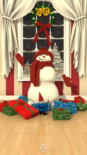 iPhone、iPadアプリ「脱出ゲーム Christmas Night」のスクリーンショット 5枚目
