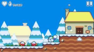 iPhone、iPadアプリ「Snow Kids」のスクリーンショット 1枚目
