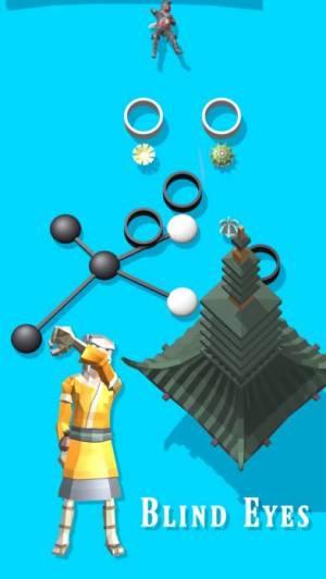iPhone、iPadアプリ「Dot Ninja」のスクリーンショット 4枚目