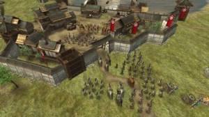 iPhone、iPadアプリ「Shogun's Empire: Hex Commander」のスクリーンショット 1枚目