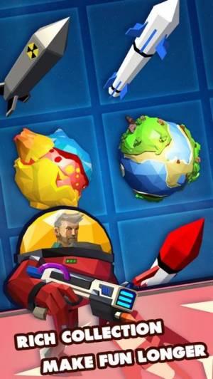 iPhone、iPadアプリ「Planet Overlord」のスクリーンショット 5枚目