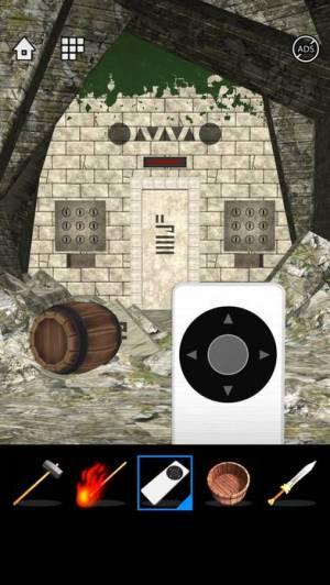 iPhone、iPadアプリ「脱出ゲーム Lost DOOORS」のスクリーンショット 2枚目