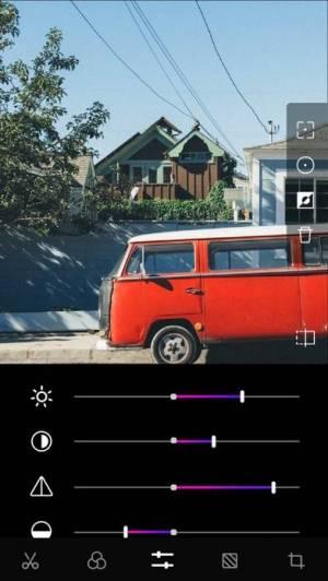 iPhone、iPadアプリ「Piczoo2: 写真加工&動画エディター」のスクリーンショット 2枚目