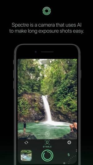 iPhone、iPadアプリ「Spectreカメラ」のスクリーンショット 2枚目